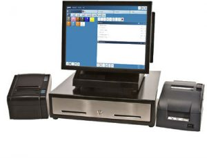 POS Software For Fire Service Centre