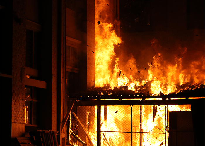 Things To Do While Fire in a Building