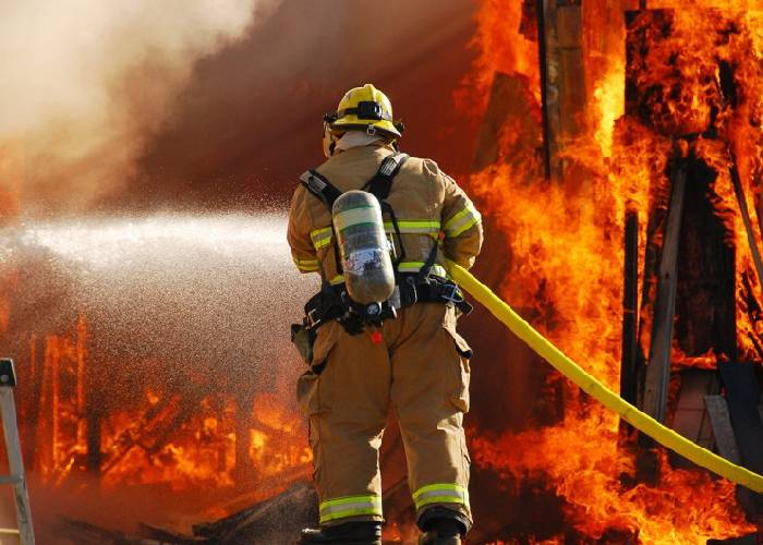 Preventing The Major Causes in Industrial Fires